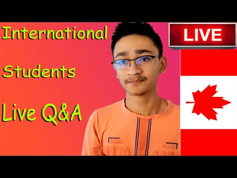International Students Q&A | Canada | IamTapan