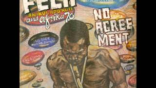 fela anikulapo kuti and africa 70 no agreement 1977
