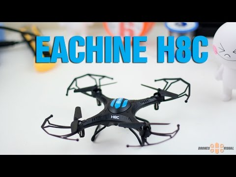 Квадракоптер Eachine H8 с 2 MP камера headless режим 6-осов жироскоп 18