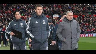 Could Micheal Carrick become Manchester United Manager?