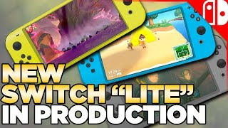 NEW Nintendo Switch Models IN PRODUCTION! The Switch Mini & Switch Pro!