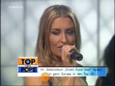 Sarah Connor  Lets Get Back To Bed  Boy  @ Top Of The Pops