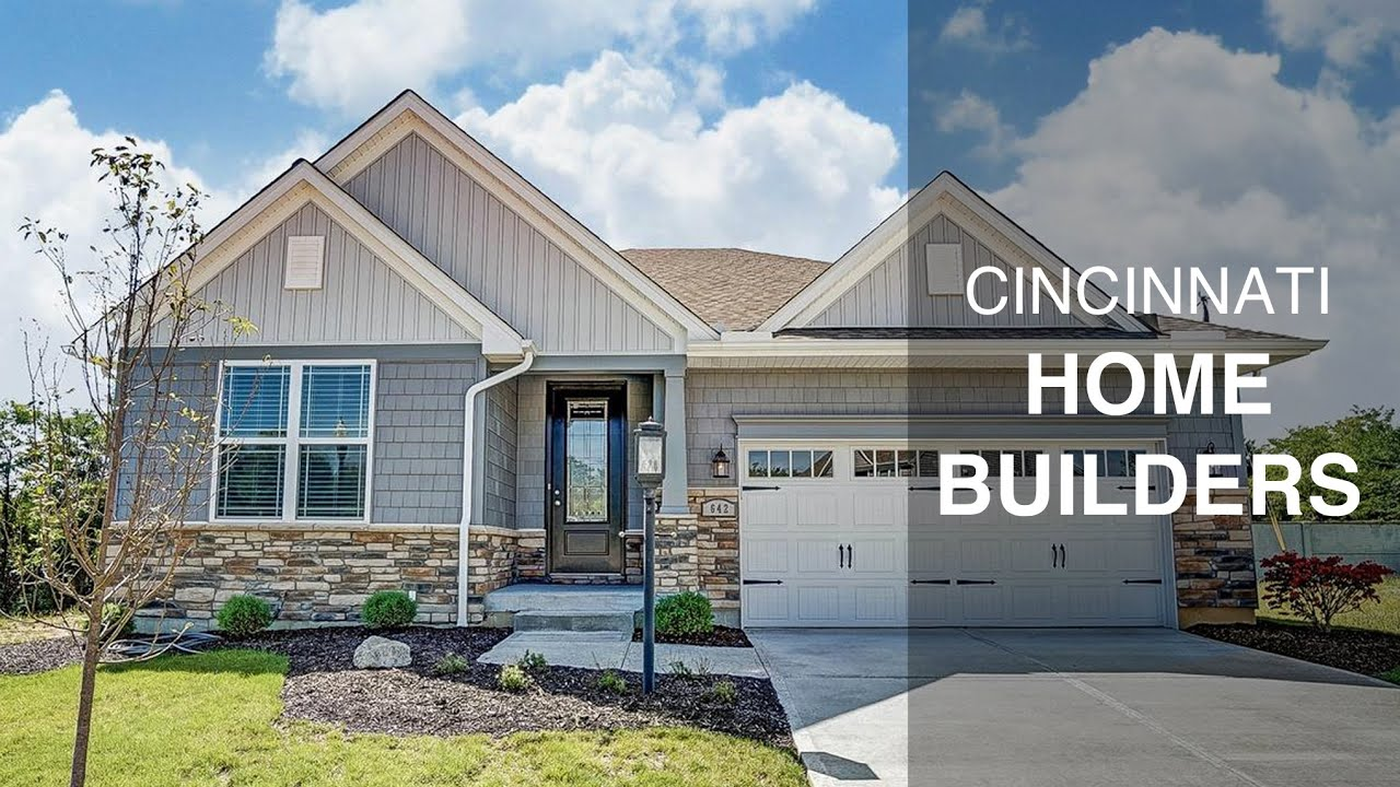 Cincinnati Home Builders - Anderson Township Custom Homes and New Construction Neighborhoods