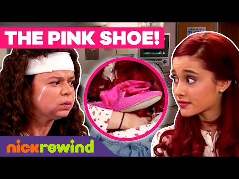 Sam & Cat: The Special Pink Shoe!   NickRewind