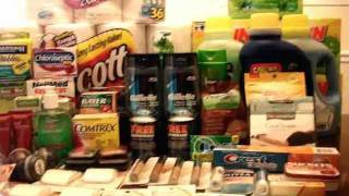 Extreme Couponing at Rite Aid October 2011: They paid me to shop!