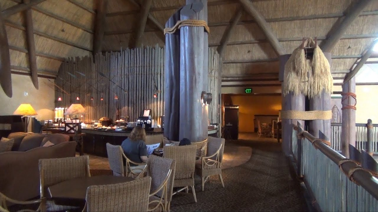 Disney S Animal Kingdom Lodge Kilimanjaro Concierge Club