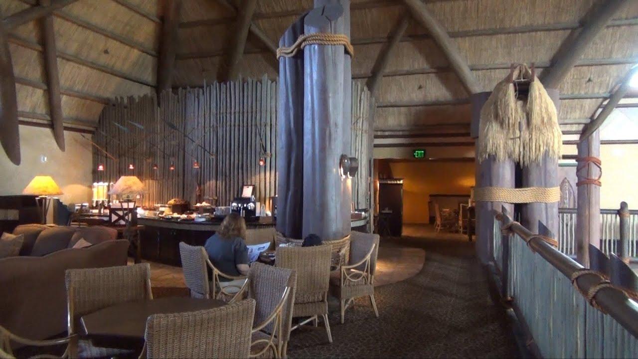 Disneys Animal Kingdom Lodge Kilimanjaro Concierge Club
