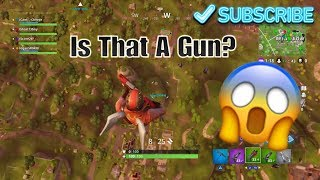 Angel in The SKY GLITCH😳 | FORTNITE BATTLE ROYALE | EASY DUBS🤟