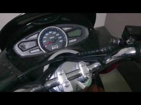 Honda PCX150i อาการแบตเตอรี่หมดสตาร์ทไม่ติด