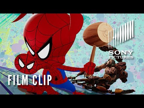 Spider-Man Into the Spider-Verse 2 - plot, release date