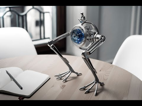 MB&F AND L'EPÉE 1839 TAKES A RIDE ON THE WILD SIDE