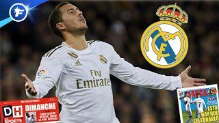 Le retour en grâce d'Eden Hazard fait grand bruit | Revue de presse