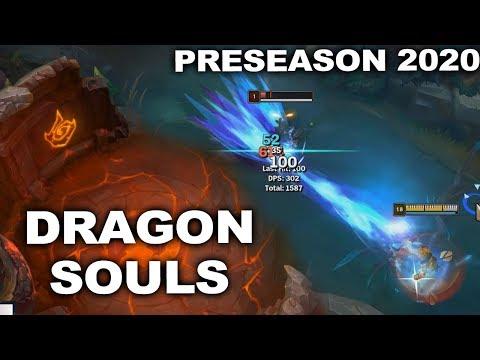 How DRAGON SOULS Actually Work In Preseason 2020 (Biggest Change In Season 10)