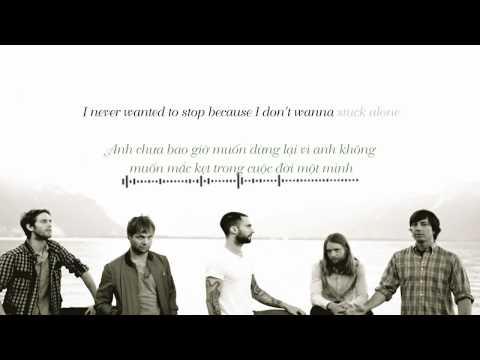 Vietsub + Kara - Daylight - Maroon 5 Lyrics Video HD720p