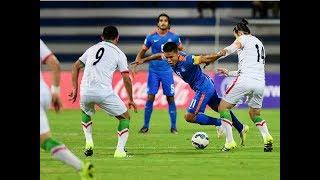INDIA VS IRAN Football HIGHLIGHTS | FIFA  WORLD CUP QUALIFIER 2018