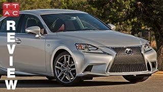 2015 Lexus IS 350 F Sport complete review