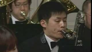 The Ensemble Liberte Wind Orchestra: Second Symphony, op. 44: III. Finale- Allegro energico
