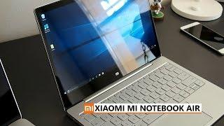 Xiaomi Mi Notebook Air 12 (2017 - Core m3 7Y30) english review