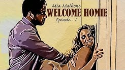 Welcome Homie Ft Mia Malkoni - Episode - 01 | Cartoon Video Adults Only