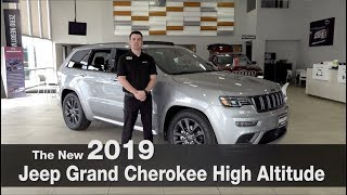 New 2019 Jeep Grand Cherokee High Altitude | Hopkins | Mpls | Brooklyn Park | Shakopee, MN