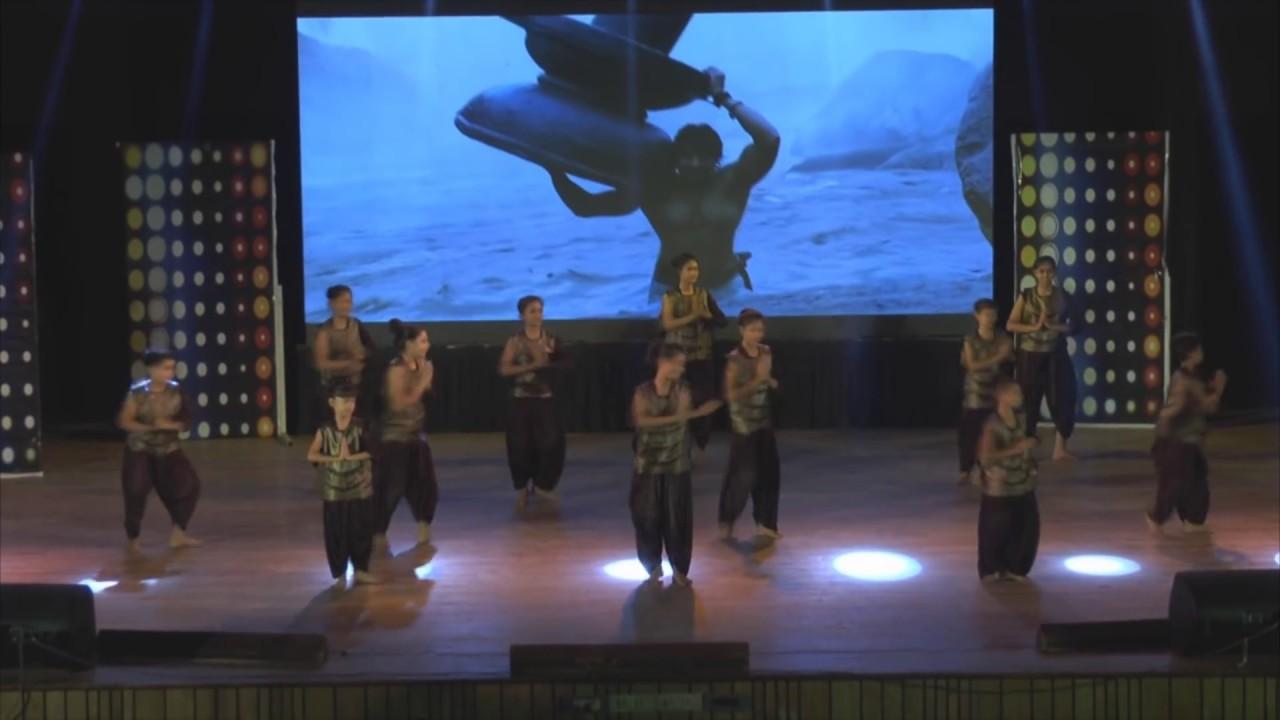 BAHUBALI THEME DANCE | BAHUBALI SONG | DANCE CLASS