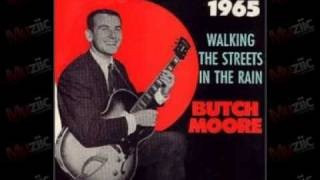 Walking The Streets In The Rain - Butch Moore