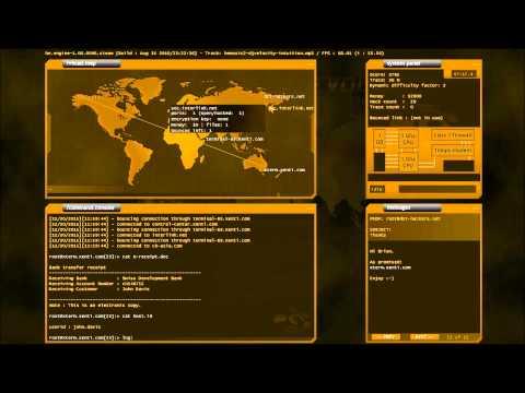 Hacker Evolution - Level 3 - Let's Play! |