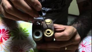 Marco Go - The Djkhenny Mechanical Box Mod