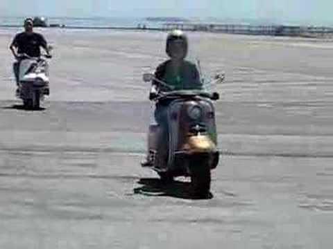 Odd Scoots: Fuji Rabbit and Czeta