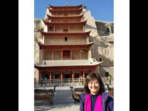 SIlk Road from Urumqi to Xian.