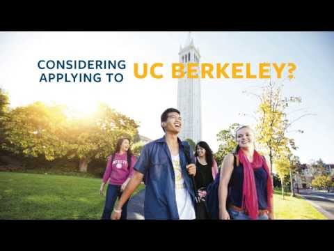 Part 1: UC Berkeley Freshman Application Tips