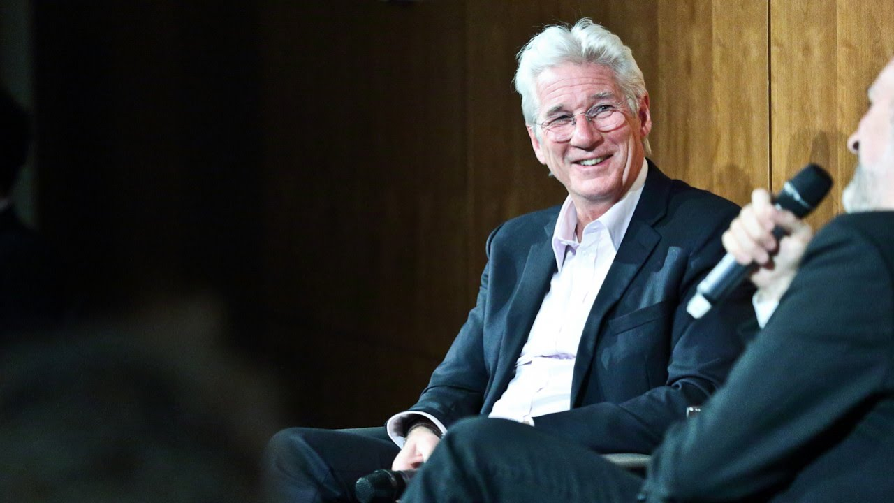 NYFF52 An Evening with Richard Gere | Stage vs. Film Acting