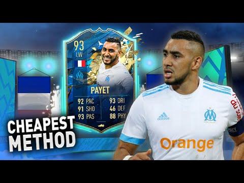 FIFA 20: 93 TOTSSF PAYET SBC!! (CHEAPEST METHOD)