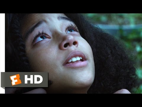 The Hunger Games (10/12) Movie CLIP - Rue