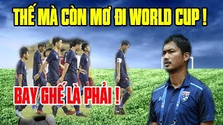 Tin bóng đá Việt Nam 11/11:Sau lời xin lỗi, HLV U19 Thái Lan bị CĐV nhà mắng như tát nước vào mặt