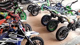 Tempat Jual Motor Kecil Trail Cross dan Mini GP Anak Harga Murah Bergaransi Loh...!!!