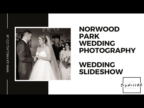 Norwood Park Wedding Photography - Abbie and Ash