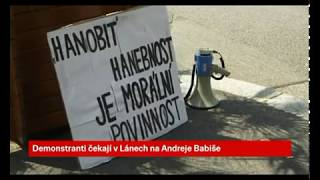 Andrej Babiš utekl před