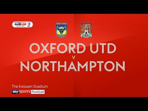 WE WON AWAY!!! Northampton Town Vs Oxford United! Matchday Vlog!
