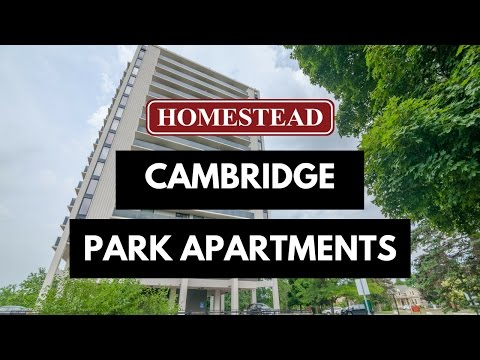 Cambridge Park Apartments - 95 Cambridge Street, Cambridge, ON