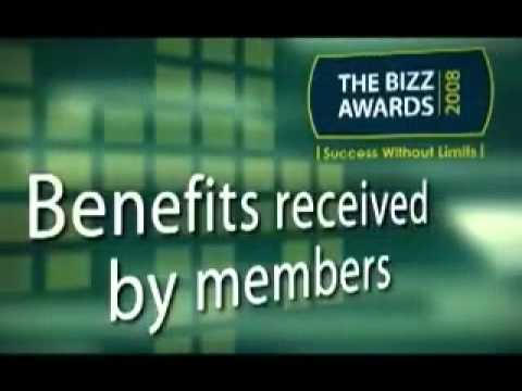 THE BIZZ AWARDS DUBAI 2008 AND WORLD CONFEDERATION OF BUSINESSES