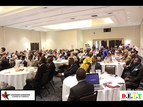 Ghanaian-Canadian Chamber of Commerce & Diaspora Engagement Think Tank Launching