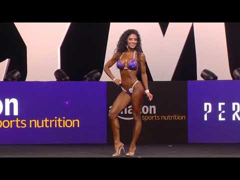 Bikini finals   Olympia 2017   full HD