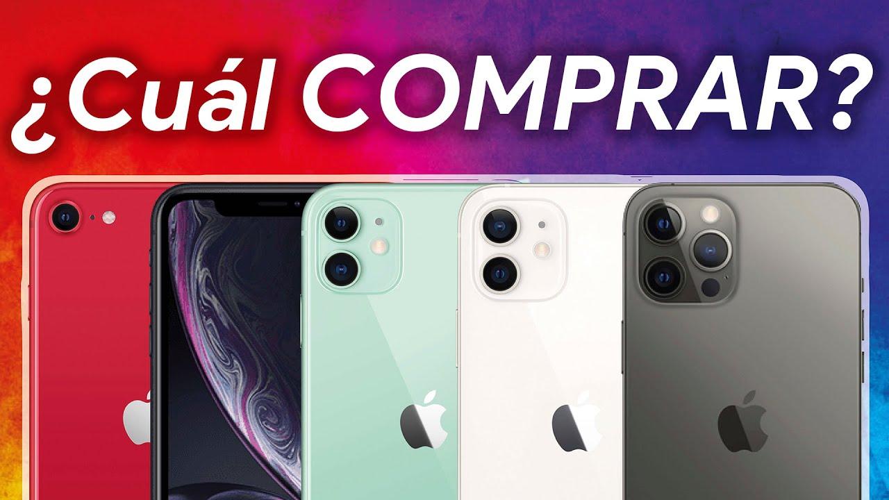¿Qué iPHONE COMPRAR en 2020-2021?