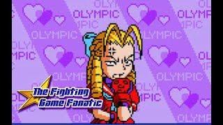FGF Chris Special- SNK Vs Capcom MOTM (Olympic Mode Walkthrough/And Conversing with Managers)
