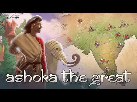 Ashoka the Great - Rise of the Mauryan Empire Documentary