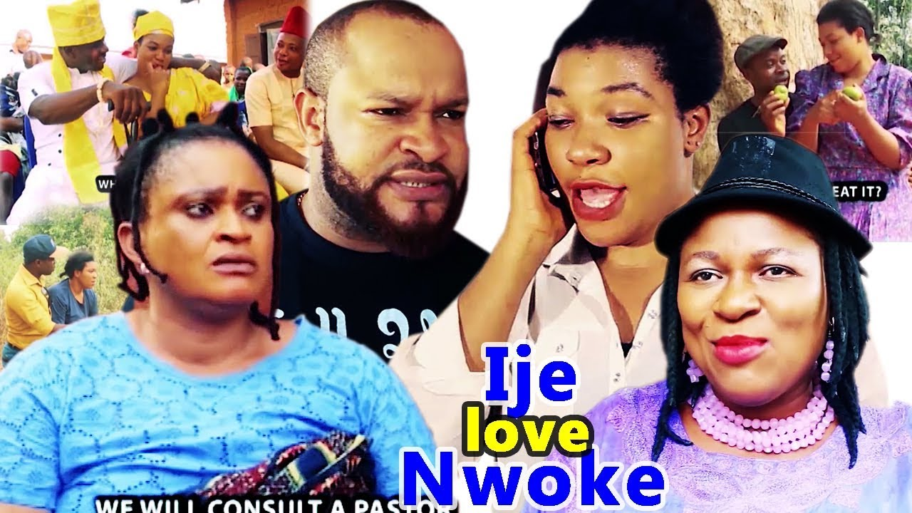 Download IJE LOVE NWOKE Season 3&4 - 2019 Latest Nigerian Nollywood Igbo Movie Full HD