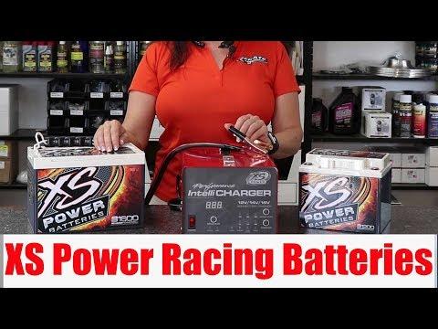XS Power Racing Batteries