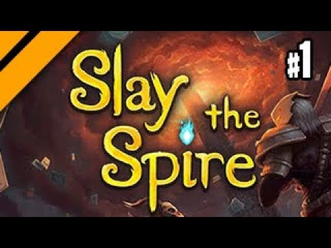 Slay The Spire - First Day Ever P1