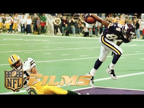 #4 Randy Moss | Top 10: Fastest Players | NFL Films